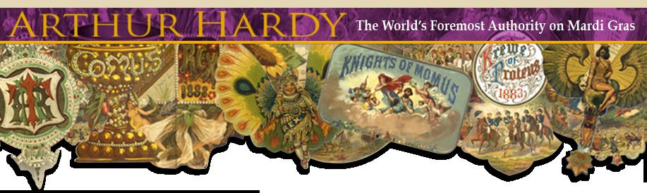 Arthur hardys mardi gras guide m4hsunfo